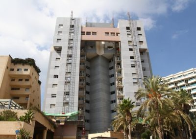 סי אנד סאן, מגדל צפוני