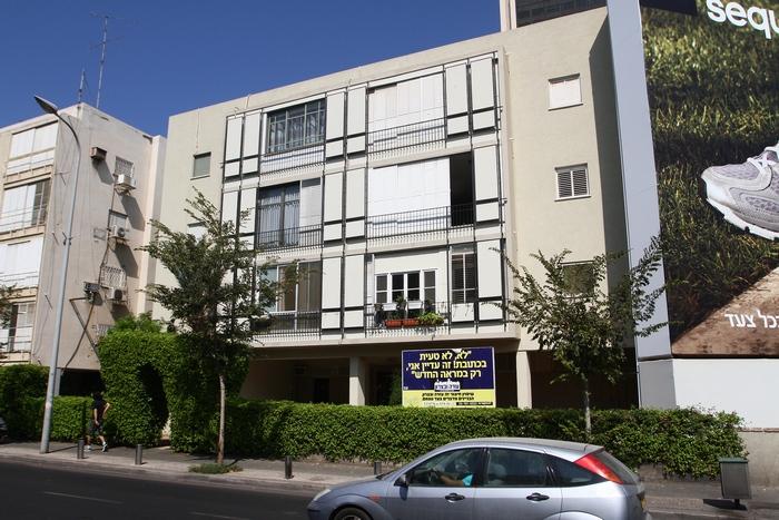 קפלן 13, תל אביב