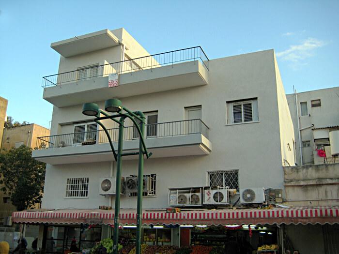 נווה שאנן 32, תל אביב