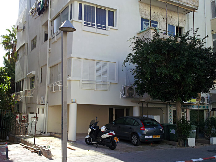 נורדאו 36, תל אביב